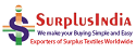 Surpluss Logo