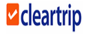 Cleartrip Domestic Flights Logo