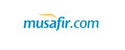 Musafir International Flights Logo